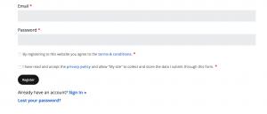 WP User Manager screenshot